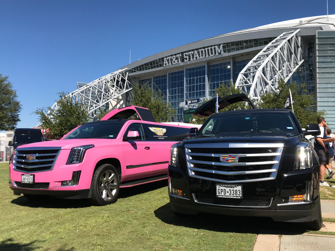 Limo Rental Specials Dallas