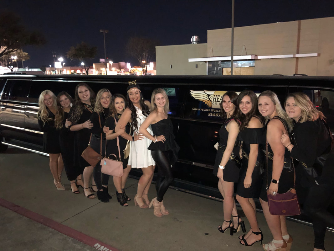 Escalade Limo Fort Worth